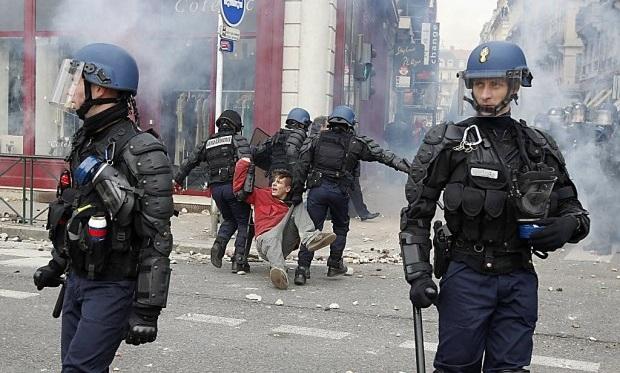 ABD'de polis şiddeti, terörden daha çok öldürüyor