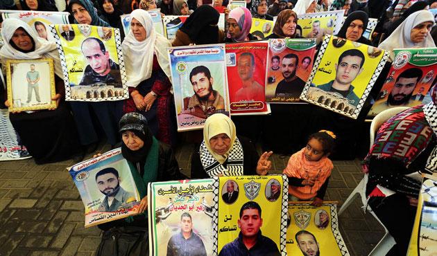İşgalci'den Filistinli Esirlere Açık Görüş İzni