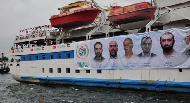 Mavi Marmara'da 5. duruşma