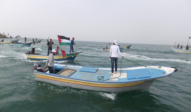 İsrail Gazzeli Balıkçılara Karşı Zulmünü Artırdı