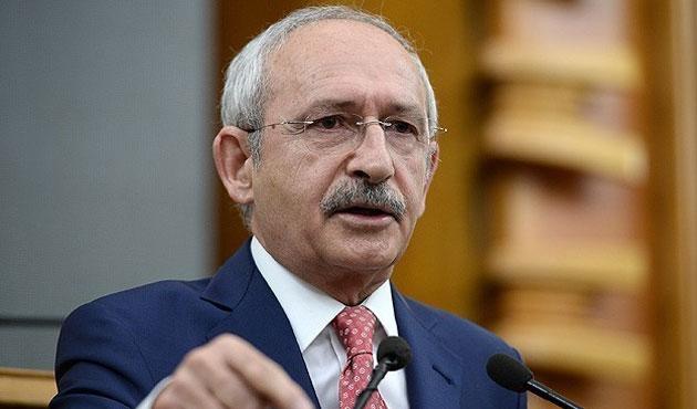 CHP'nin 'siyasi tutum belgesi' hazır