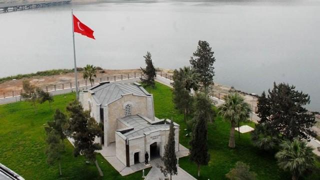 'Süleyman Şah' Tatbikatı