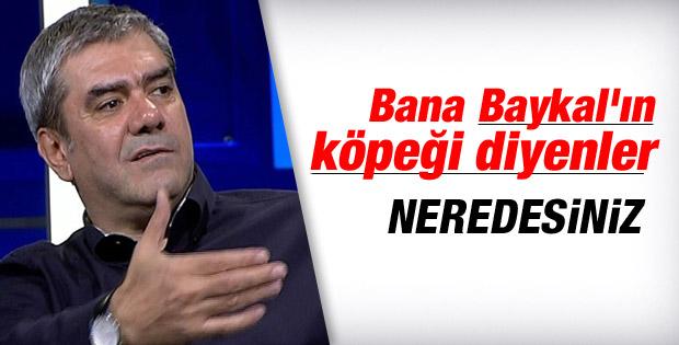 Yılmaz Özdil'den CHP'lilere Baykal tepkisi