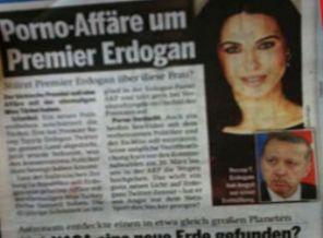 Dünya gazetelerinde Samyeli-Erdoğan haberleri böyle yayınlandı