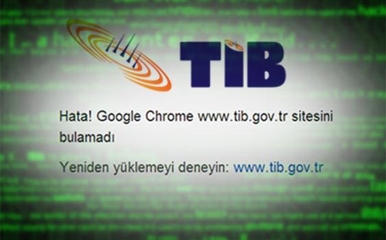 Redhack TİB'i Hackledi
