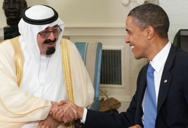 Obama, Suriye ve İran Gündemiyle Riyad'a Gitti
