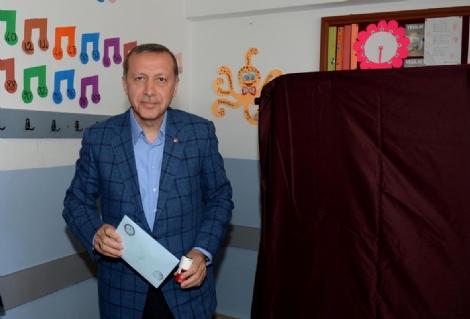 Erdoğan. Millet Ne Derse Odur