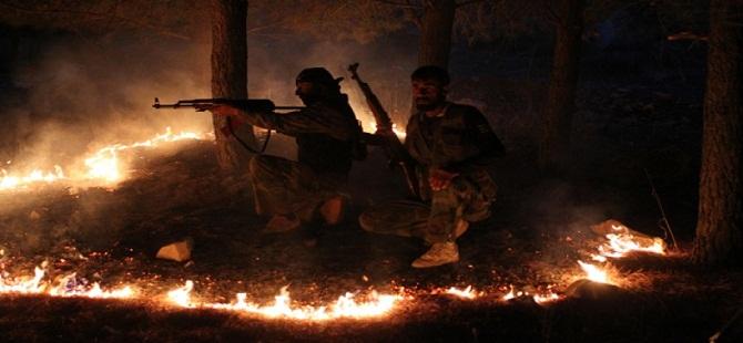 Suriye ordusundan Kunaytra'da operasyon