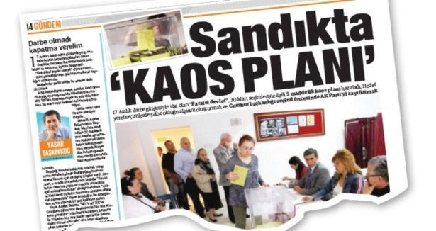 O Plan İşliyor
