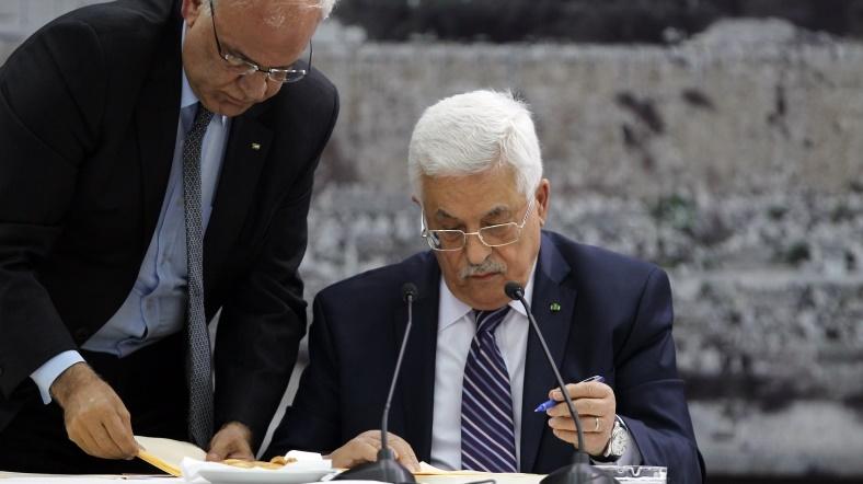 Mahnud Abbas, 5 İsrailli'nin Öldürülmesini Kınadı