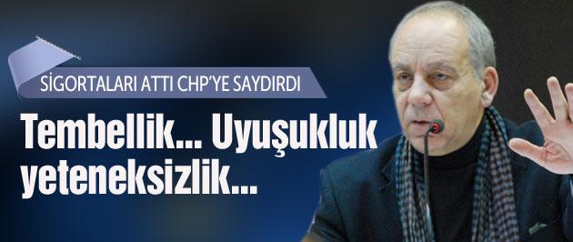 Bekir Coşkun'dan CHP'ye En Ağır Yazı