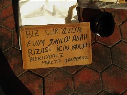 İstanbul'daki Suriyeli Dilenciler Gerçeği