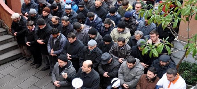 Muhammed Kutup İçin Gıyabi Cenaze Namazı