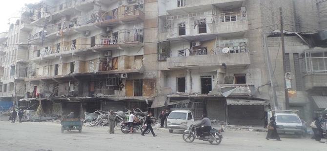 Suriye'deki savaşta 327 sağlık görevlisi öldü