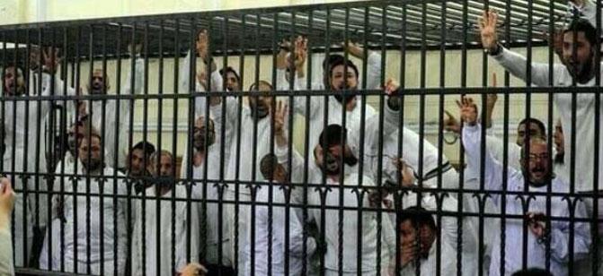 Mısır'da 212 Kişi Hapishanelerde Hayatını Kaybetti
