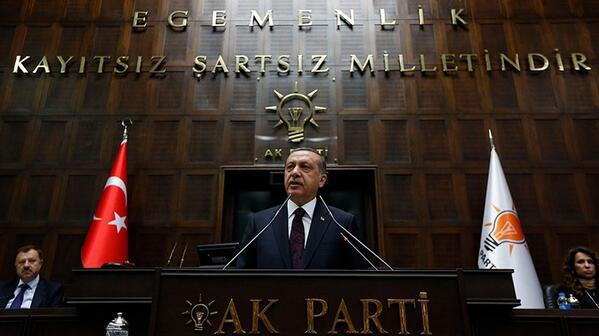 Başbakan Erdoğan: Davam için asla affetmeyeceğim