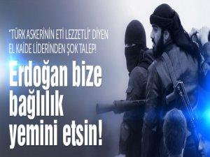 Tekfirci Teröristlerden Küstah Türkiye Açıklaması