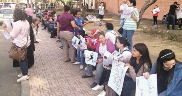 Mısır'da Yasak Delindi