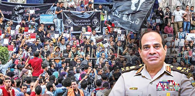 Mısırlıların büyük kesimi seçimi boykot etti
