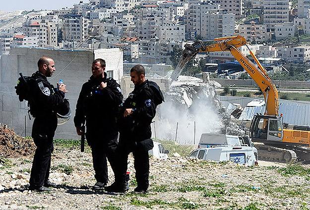 İsrail Askerleri 68. Kez Aynı Filistin Köyünde