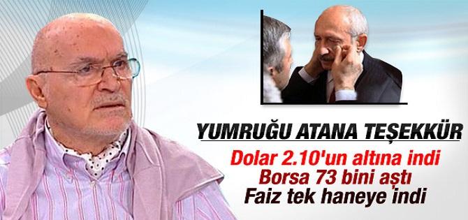Hıncal Uluç Kılıçdaroğlu'na atılan yumruğu yazdı