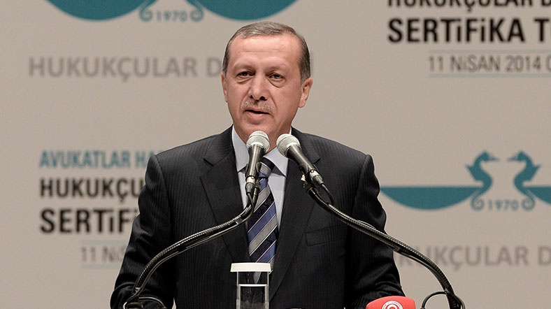 Başbakan Erdoğan: 'Baraj insin diyordunuz hodri meydan'