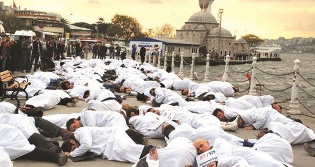 '529 idam'ın hakimi yine ceza yağdırdı