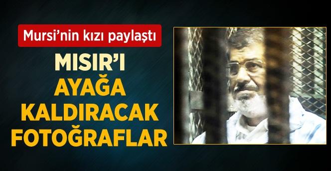 Mursi'nin Kızı Şeyma: Kafesteki Adam Babam Değil