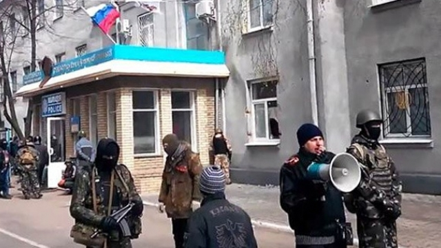 Ukrayna'da AGİT üyeleri serbest