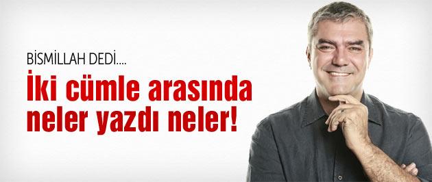 Yılmaz Özdil'den olay Abdullah Gül yazısı