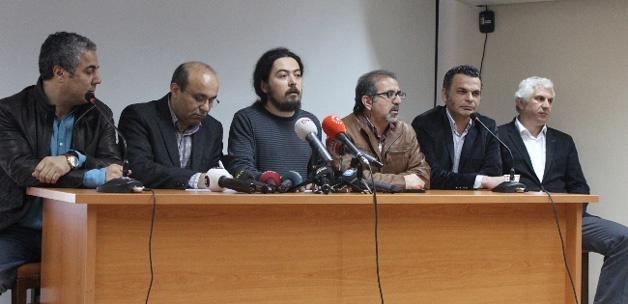 """""""1 Mayıs'ta Taksim'deyiz"""""""
