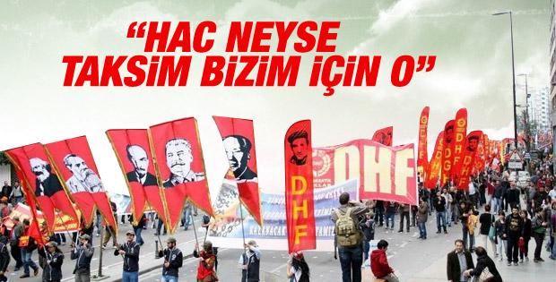 Taksim Dayanışması'ndan 1 Mayıs açıklaması