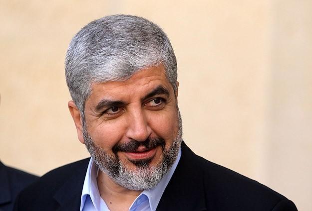 Halid Meşal: İran'ın desteği Hamas'ın gelişiminde çok etkili oldu