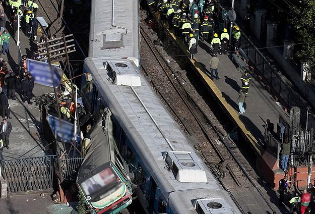 Demokratik Kongo Cumhuriyeti'nde tren kazası: 50 ölü