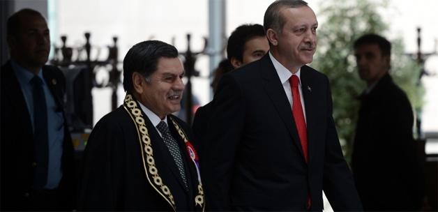 Başbakan Erdoğan ile Haşim Kılıç bir arada