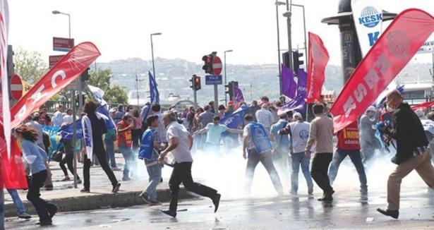 """""""Taksim'i Kana Bulayacaklardı"""""""