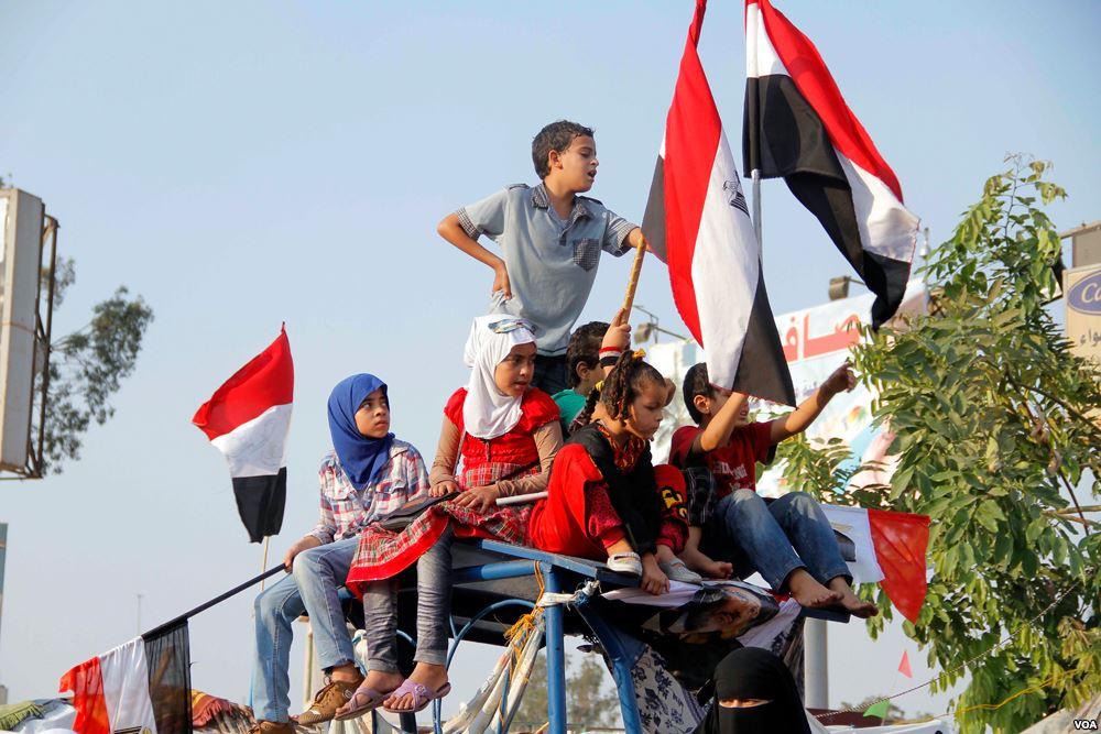Mısır'da 21 Çocuğa Hapis Cezası