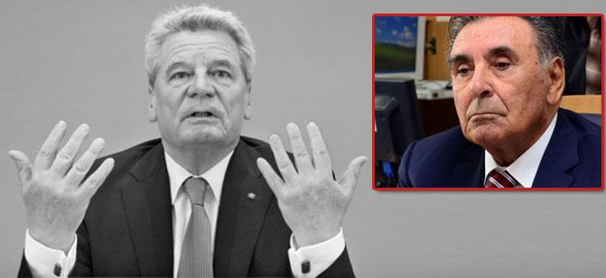 Herr Gauck kimin dostu?
