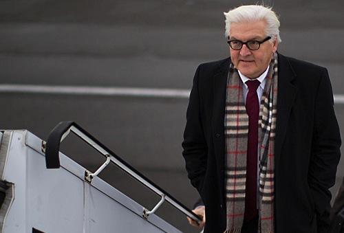 Alman bakandan Cenevre'de 2. Ukrayna zirvesi teklifi