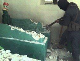 Tekfirci Teröristler Rojava'daki Türbelere Saldırdı