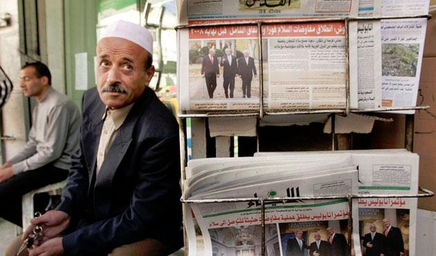 Hamas gazeteleri Batı Şeria'da dağıtılmaya başlandı