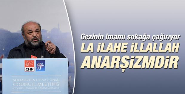 İhsan Eliaçık: İslam Anarşizme yakındır