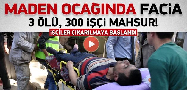 Soma'da acı büyük: Ölü sayısı 3 oldu