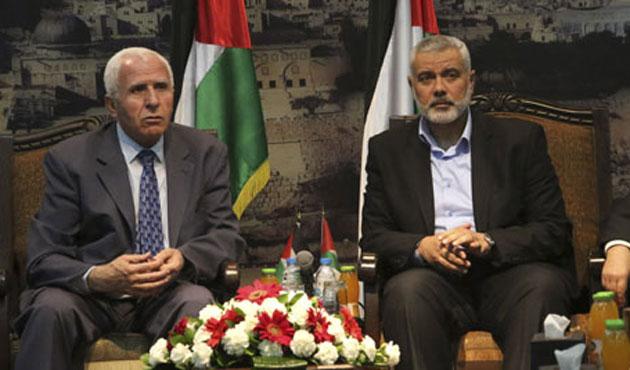 İsrail, kurulacak Filistin hükümetini boykot edecek