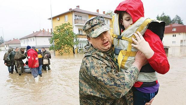 Bosna Hersek'te şimdi de kuraklık tehlikesi