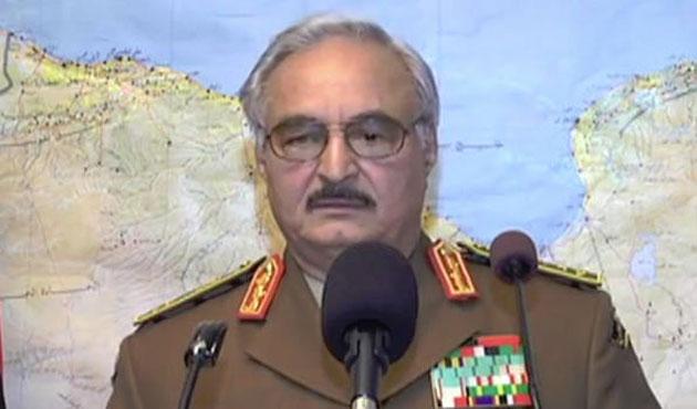Haftar'ın sözcüsü: Mısır ordusu Libya'ya müdahale etsin