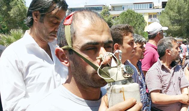 Soma'daki gaz maskeleri 21 yıllık Çin malı çıktı