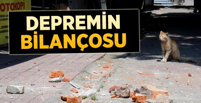 Deprem'de Yaralı Sayısı 100'ü Aştı