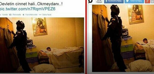 Twitter'da ABD askerli Alevi provokasyonu