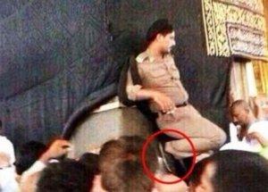 İslam Alemini Ayağa Kaldıran Görüntü